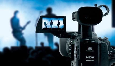 Hyr videofotograf - videodokumentera
