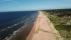 12km lång strand