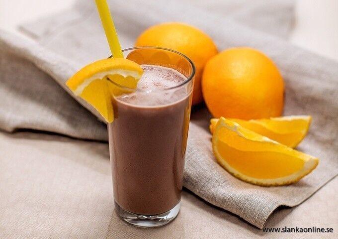 apelsinchokladmilkshake