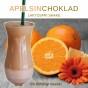 Apelsinchoklad laktosfri, styckpris