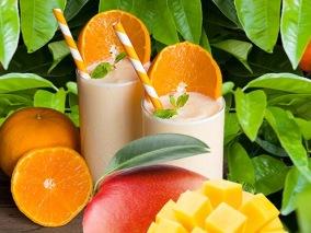 ApelsinMango shake styckvis