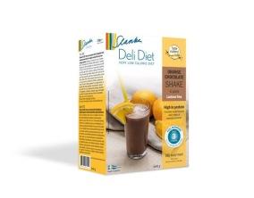 Apelsinchoklad laktosfri, 6-pack