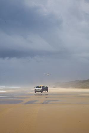 Fraser Island Offroad