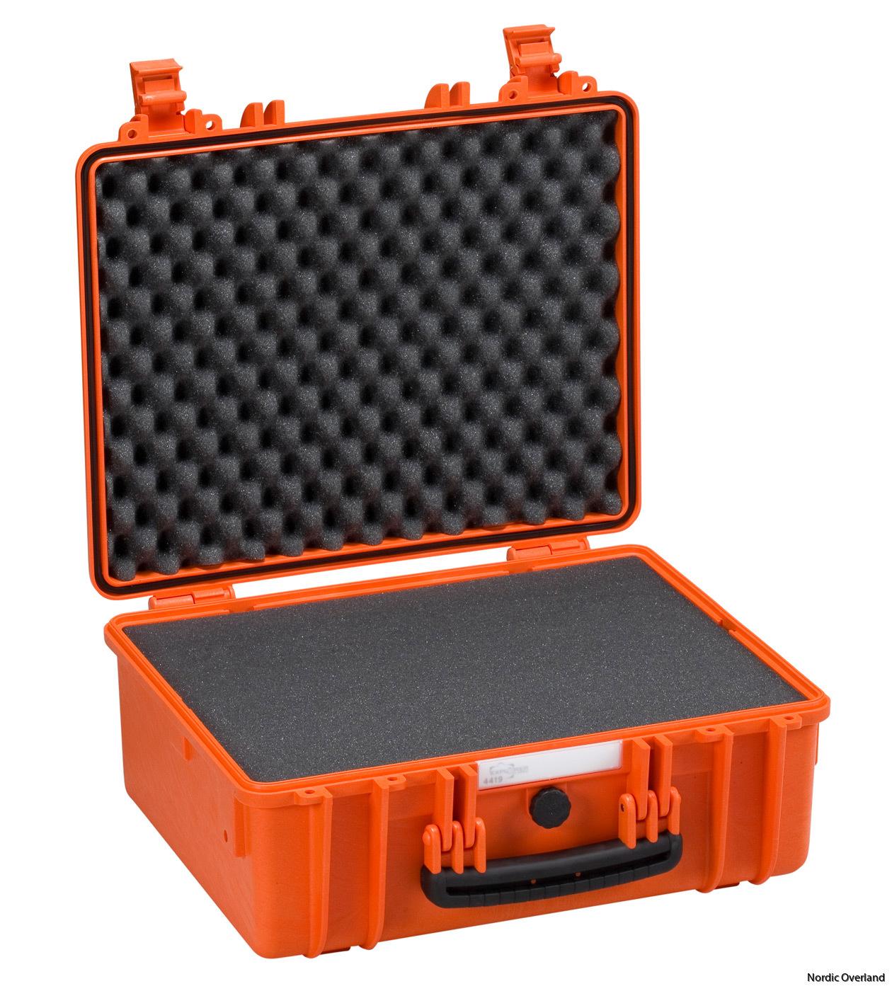 4419 Orange (Foam)