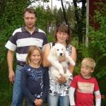 Bråtaledet´s Alvin flyttar hem till familjen Lundberg i Moholm.