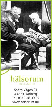 Osteopati på Hälsorum i Varberg