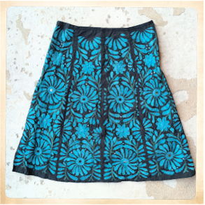Indisk kjol - Indiska kjol