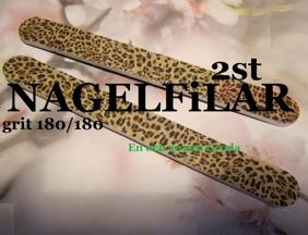 NAGELFiLAR Grit 180/180