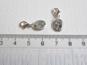 2st Klöverhängen Låshängen (till armband/halsband/fotlänk)