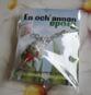 Välj Halsband! med Porslins HÄNGE: Uggla, Kanin, Munk. - Munk/Buddha Halsband 46cm