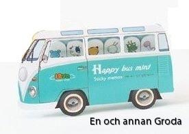 buss memo blå 4
