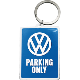 NYCKELRiNG VW PARKING ONLY RETRO Volkswagen typ 1 typ 2 -
