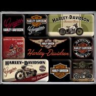 Harley-Davidson - Magneter - MC