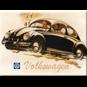 MAGNET VW Bubbla typ 1 Folkvagn