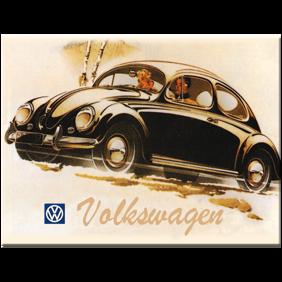 MAGNET VW Bubbla typ 1 Folkvagn -