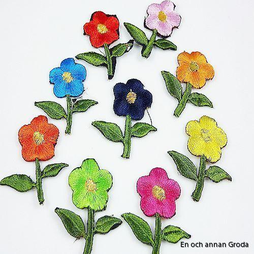 tygm blommor