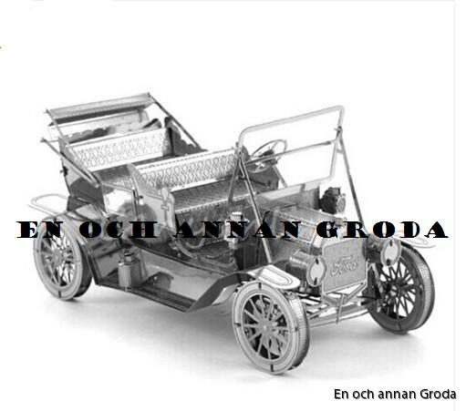 modell bil