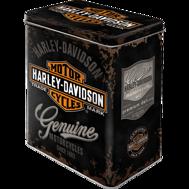 Harley-Davidson BURK METALL 10,5x14,5x19,5cm