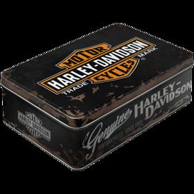 Harley-Davidson BURK METALL 7,3x15,6x23cm -