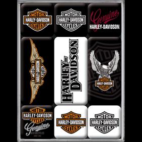 Harley-Davidson - Magneter - MC #2 -