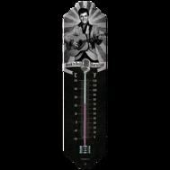 ELVIS PRESLEY The King Rock´n Roll Baby - Termometer (metall)