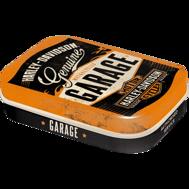 1st Plåtask med sockerfria mintpastiller Harley-Davidson GARAGE MC HD