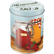 HOMEMADE Marmalade, Jam & Honey - Theres nothing like a sweet breakfast! Vintage Retro honung