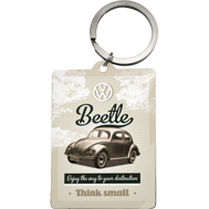 NYCKELRiNG VW Bubbla Beetle Enjoy the way to your destination *think small* typ 1