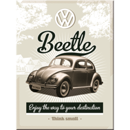 MAGNET Beetle - VW Bubbla typ 1 Folkvagn Retro
