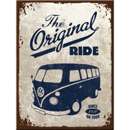 MAGNET The original ride - VW Buss typ 2 Folkabuss Retro