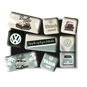 Magneter VOLKSWAGEN Bubbla/Folkvagn/Buss typ 1 typ 2 Think tall/Think small