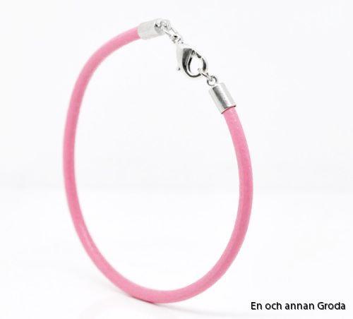 rosa läder armband (2)