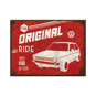 MAGNET The original ride - VW GOLF Retro