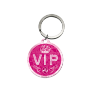 NYCKELRiNG VIP FEMINIST krona