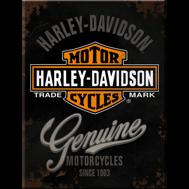 MAGNET Harley-Davidson