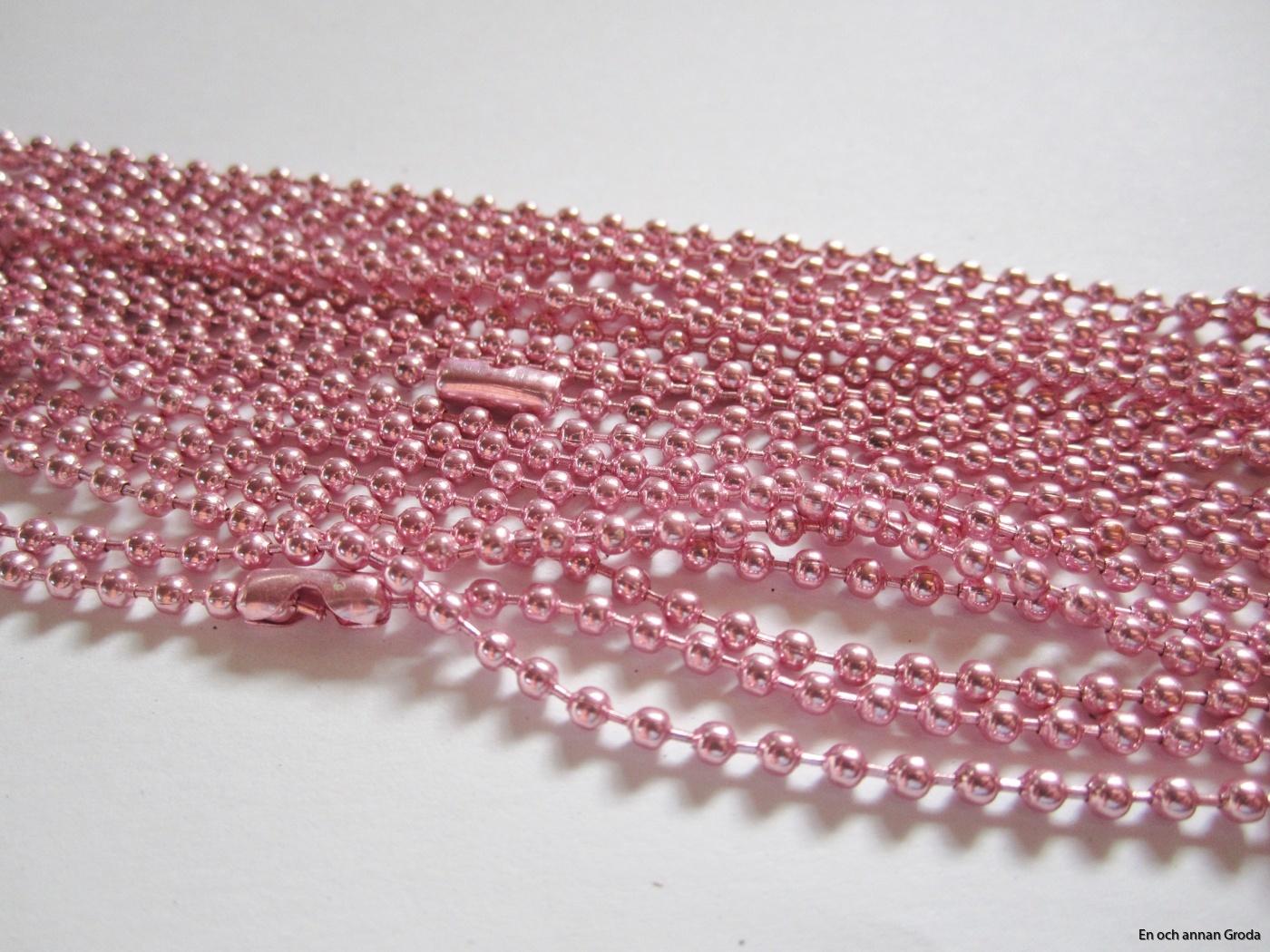 kulhls - rosa 2mm
