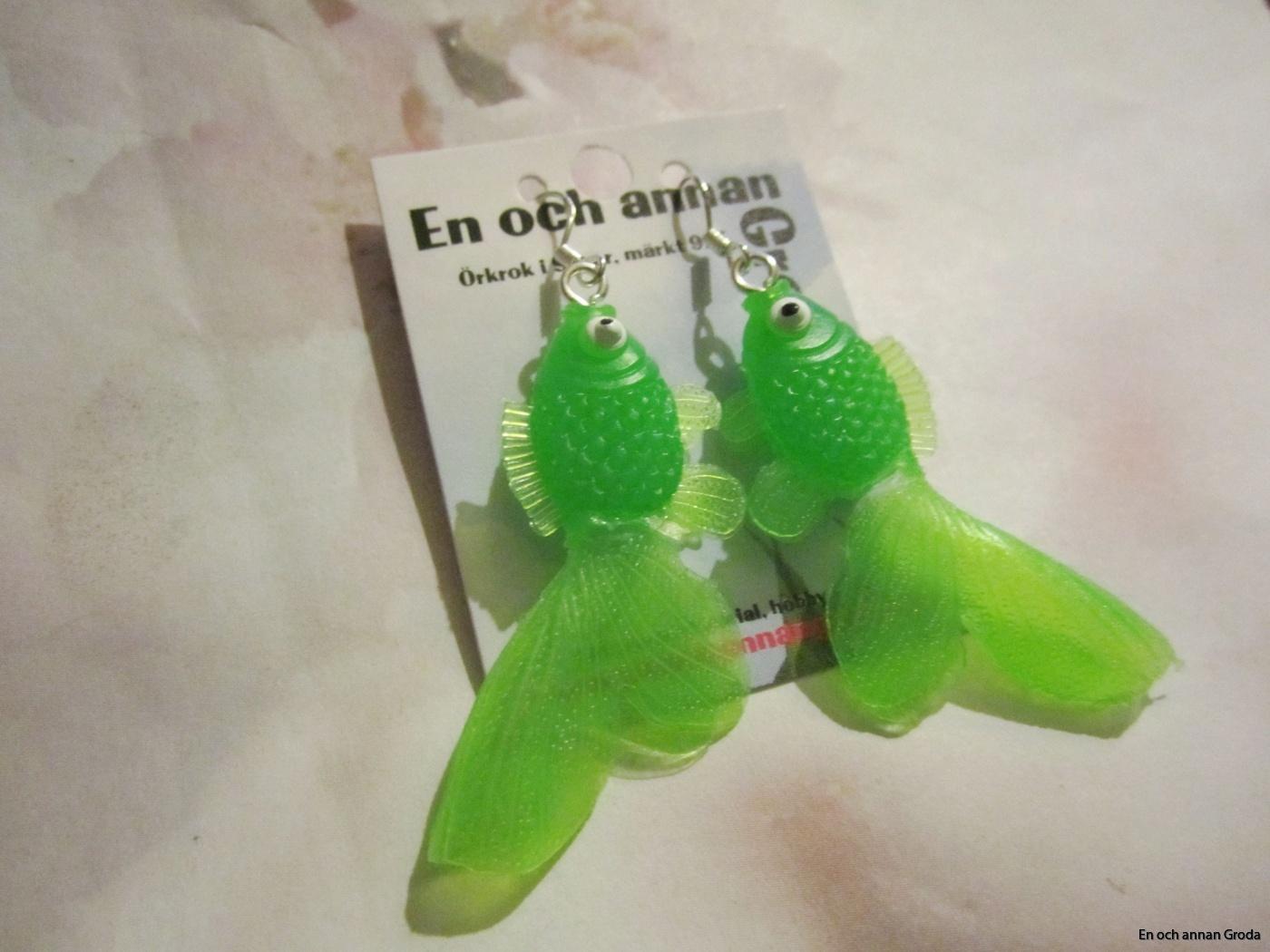 fisk örh grön