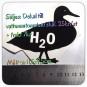 VATTENKOPP / NIPPEL och tillbehör tank/vinkelfäste till höns, kalkon, ankor, vaktel. DEKALER - 1st DEKAL ANKA H2O