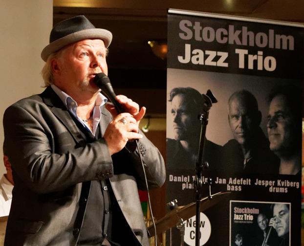 Peter Getz  Foto: Mats Blomberg