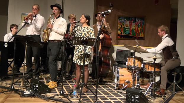 Mill Street Jazz Orchestra Foto: Mats Blomberg