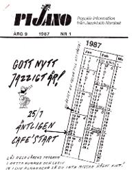 Nr 1 1987