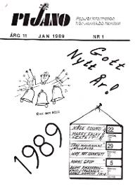 Nr 1 1989