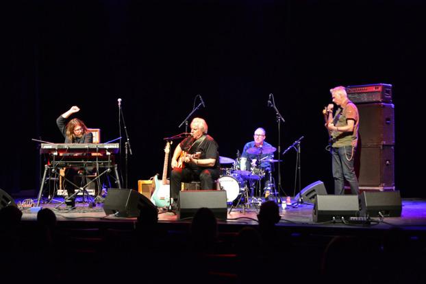 Rolf Wikströms Bluesband Foto: Mats Blomberg