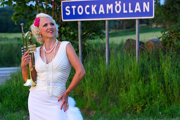 Gunhild Carling Foto: Johan Blome