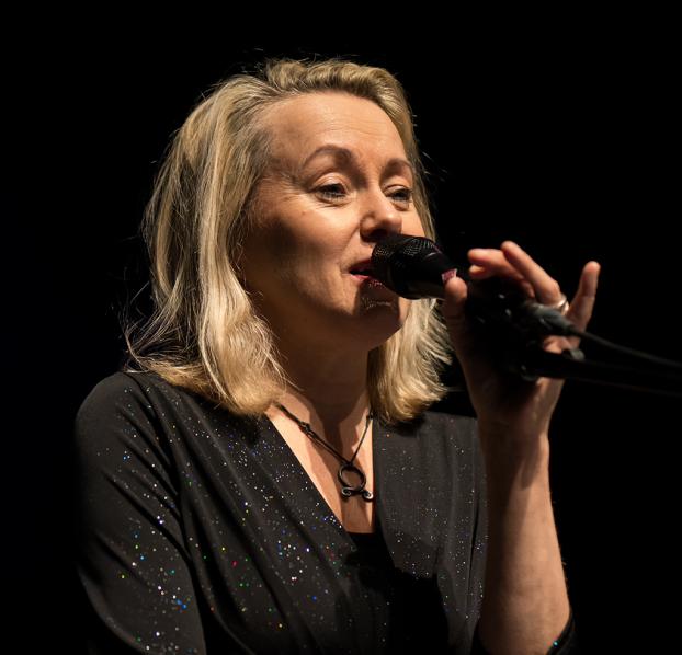 Louise Hoffsten Foto: Mats Blomberg