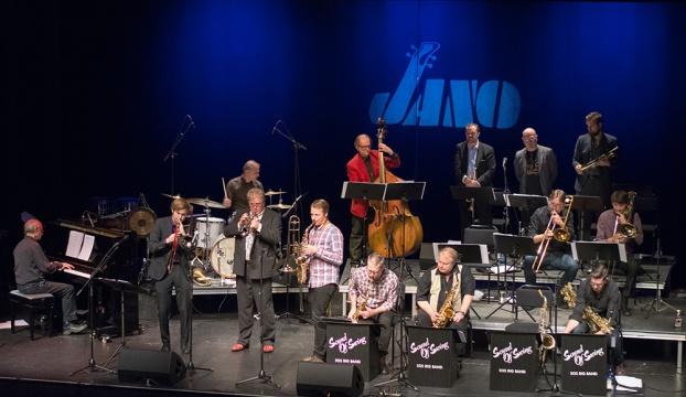 SOS Big Band Foto: Mats Blomberg