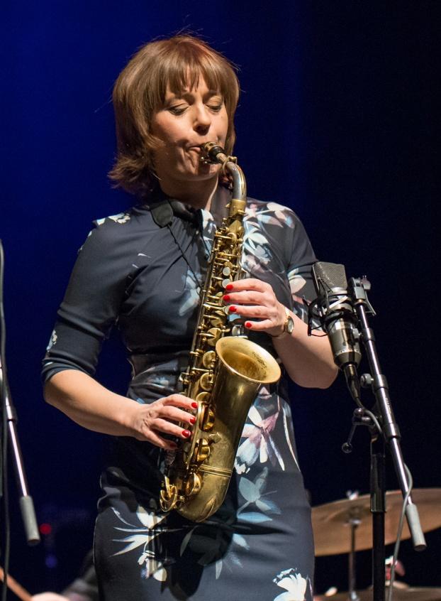 Amanda Sedgwick Foto: Mats Blomberg