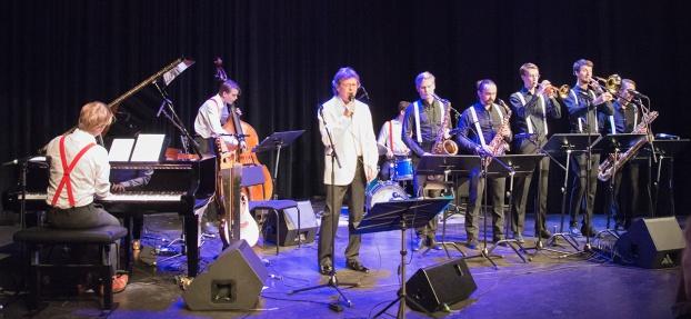 Martin Åklint Sessions med Klasse Möllberg Foto: Mats Blomberg