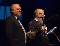 Thore Flygel o Kjell Lövbom