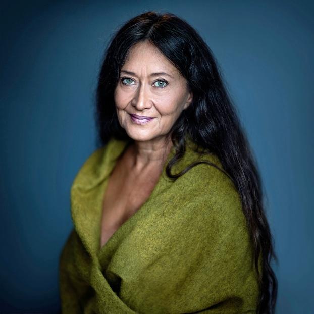 Anna-Lotta Larsson Foto: Pressbild